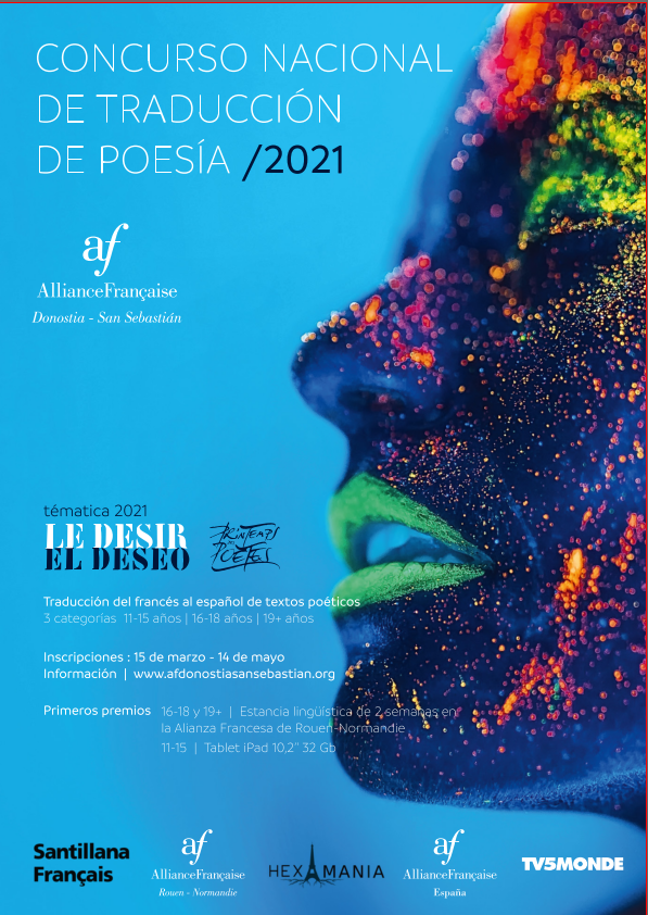 CONCURSO TRADUCCION POESIA 2021